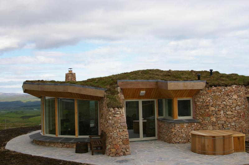 Coillabus Luxury Guest Lodge - Coillabus Luxury Lodges, Islay,Scotland - Islay - rentals