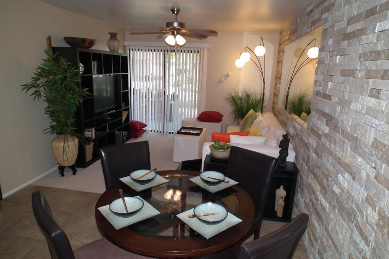 Open Floor Plan - Affordable Modern Luxury on Ground Floor - Scottsdale - rentals