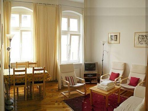 Vacation Apartment in Berlin - 538 sqft, central, quiet, classical (# 3186) #3186 - Vacation Apartment in Berlin - 538 sqft, central, quiet, classical (# 3186) - Berlin - rentals