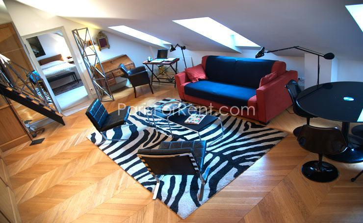 Madeleine Village - Luxury One Bed with AC - Image 1 - Paris - rentals