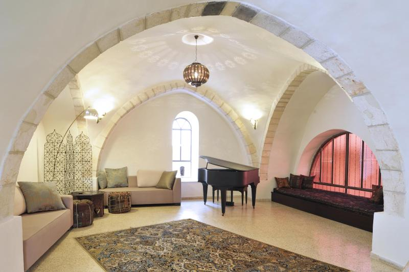 Spectacular 600-year-old architecture - The Rova Arches Suite — Luxury Meets History in th - Jerusalem - rentals