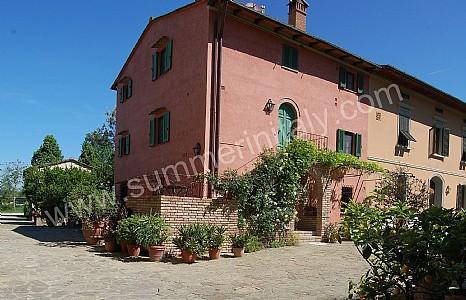 Villa Iva C - Image 1 - Montaione - rentals