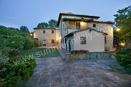 Villa Iva D - Image 1 - Montaione - rentals