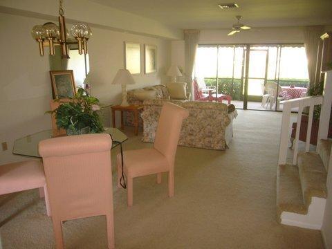 Dining area and Living Room - 2 bedroom in Bonita Springs, FL.- Spanish Wells - Bonita Springs - rentals
