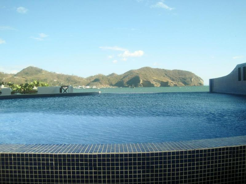 INFINITY POOL - Enjoy This Fabulous New Modern Beachfront Condo - San Juan del Sur - rentals