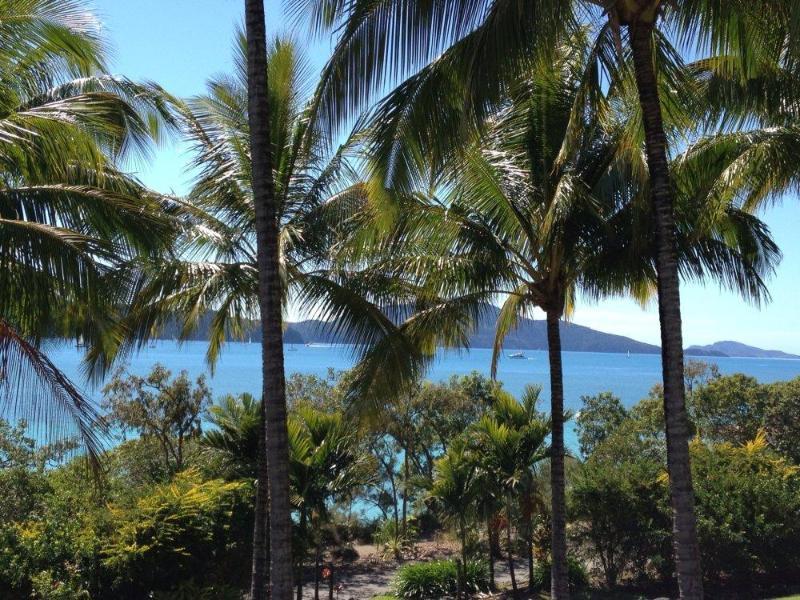 Stunning views over Catseye Beach - Hibiscus 108 - Hamilton Island - rentals