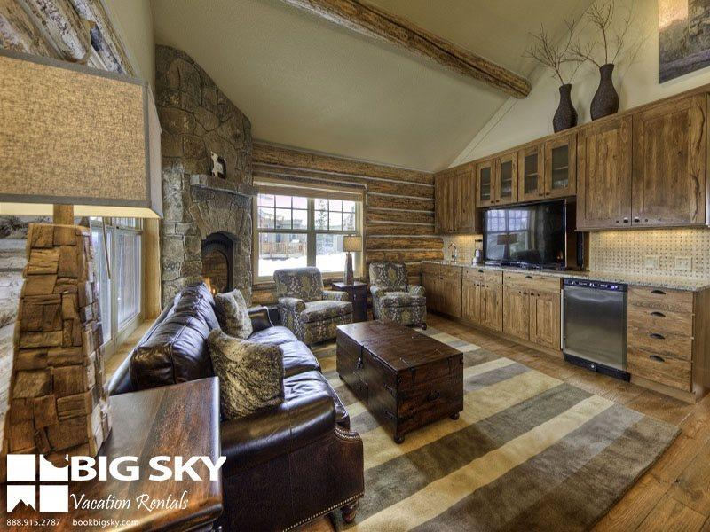 Big Sky Moonlight Basin | Cowboy Heaven Cabin 15 Derringer - Image 1 - Big Sky - rentals