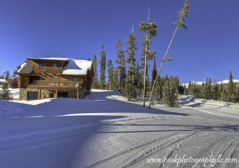 Big Sky Resort | Powder Ridge Cabin 7 Little Shadow Catcher - Image 1 - Big Sky - rentals