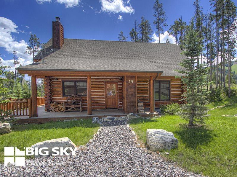 Powder Ridge Red Cloud 4 (Cabin 4) - Image 1 - Big Sky - rentals