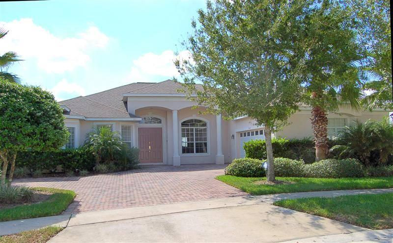 5 Bedroom 3.5 Bath on Golf Course (HR712) - Image 1 - Davenport - rentals