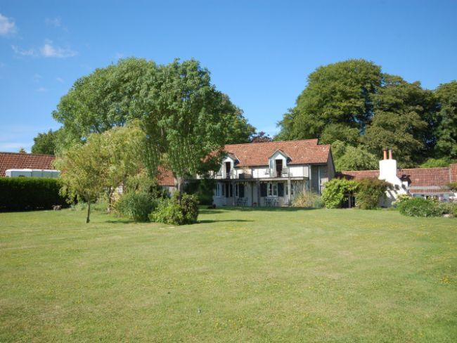 View towards the properties - MANWI - Dorset - rentals