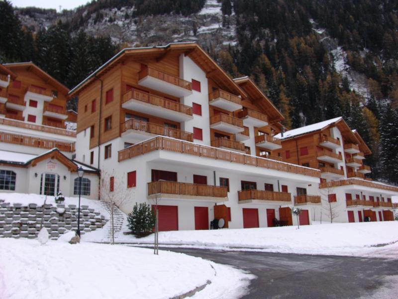 apartment in the largest spa center in Switzerland - Image 1 - Leukerbad - rentals