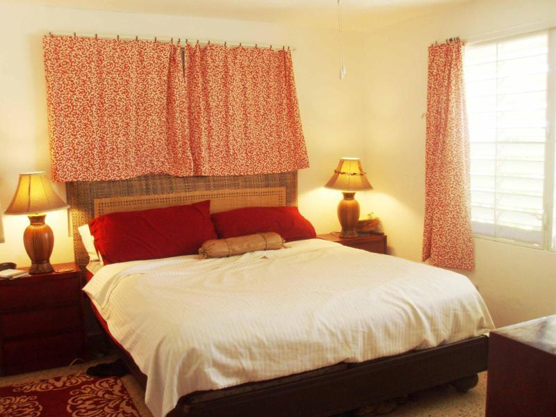 King Bedroom - Esperanza large 2 bedroom house: CASITA ROSITA - Isla de Vieques - rentals