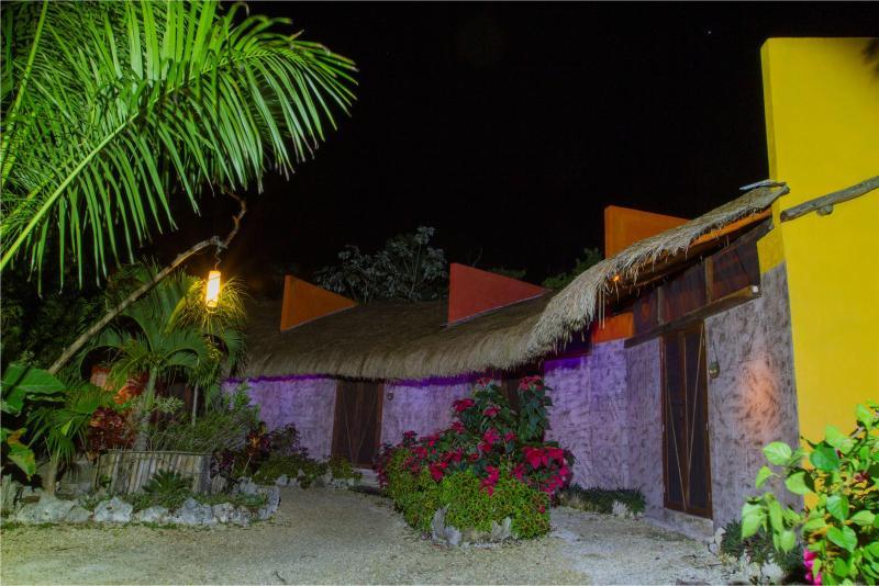 Bungalows - Preciosa Villa con Cenote en medio de la selva en - Puerto Morelos - rentals