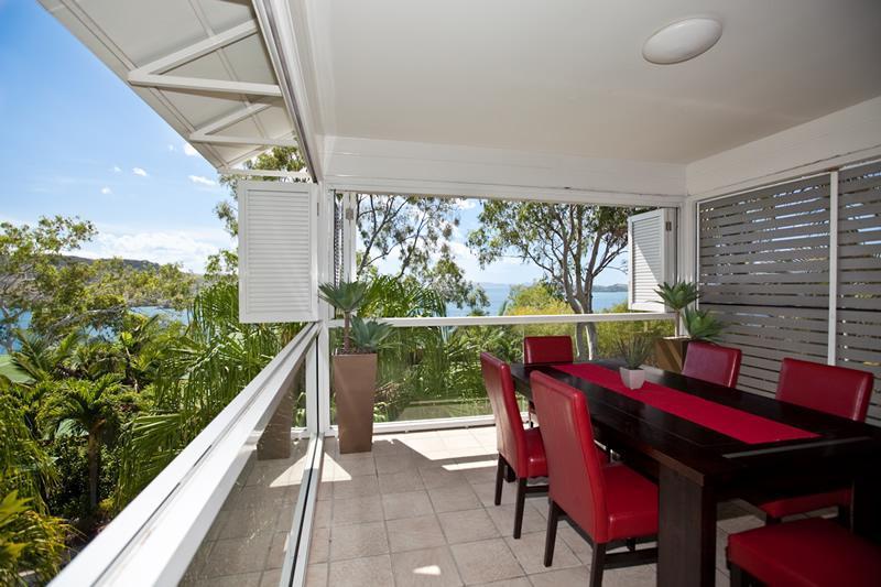 Fantastic all weather balcony - Oasis 2 - Hamilton Island - rentals