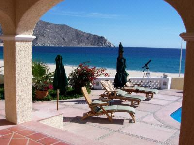 VILLA LOS FRAILES: PERFECT AWAY FROM IT ALL  VILLA - Image 1 - Los Cabos - rentals