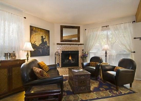 Living Room - Sweet Dreams - Santa Fe - rentals