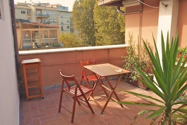 CR653g - Attico San Giovanni 2 - Image 1 - Rome - rentals