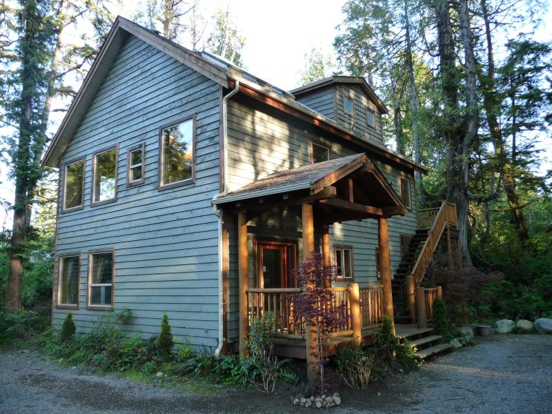 AlderView House - AlderView House, Tofino, British Columbia - Tofino - rentals
