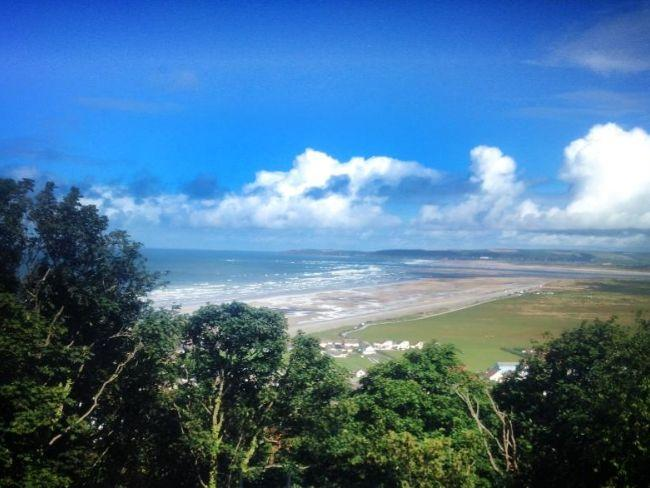 Views from the cottage - OSALT - Westward Ho - rentals