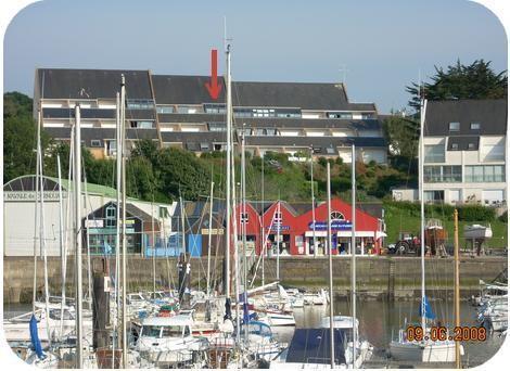 vue du port - Côté mer, Douarnenez - Douarnenez - rentals