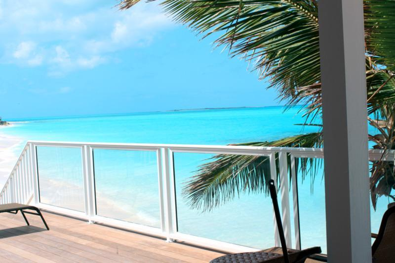 10 ft from the azure blue water - Twin Palms Exuma - Great Exuma - rentals