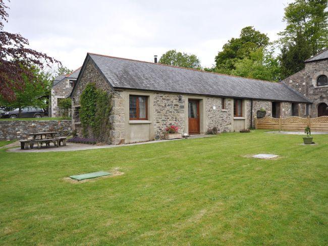 Cottage with patio/ seating area - TYLER - Kerne Bridge - rentals