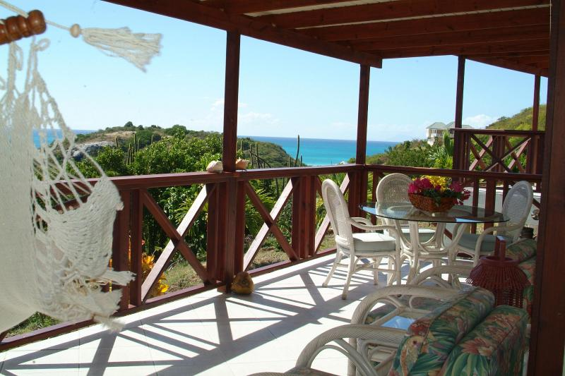 Private Verandah - Stoneyhill Studio Apartments. Reduced Rates - Crab Hill - rentals