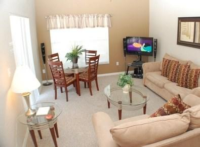 Interior View of Home - VS4T4562JFL-108 4 BR Budget Friendly Town Home Near Theme Parks - Kissimmee - rentals
