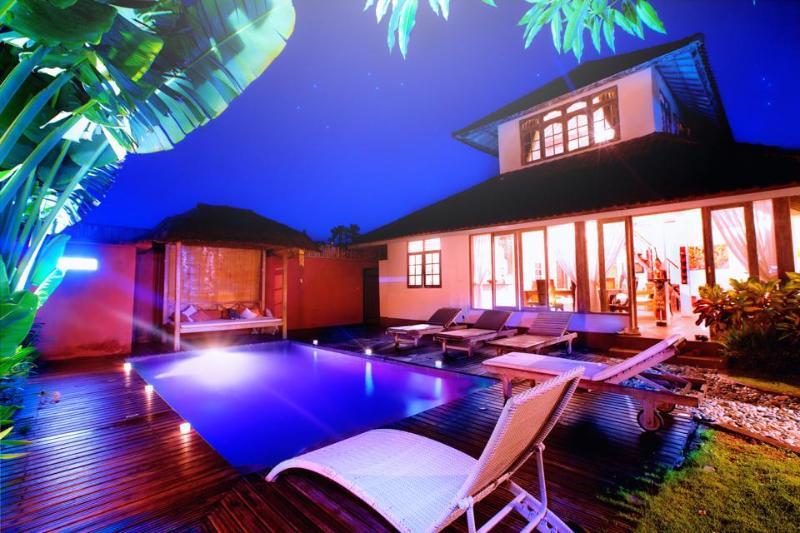 Villa Medori - a unique villa in Seminyak Bali - Image 1 - Seminyak - rentals