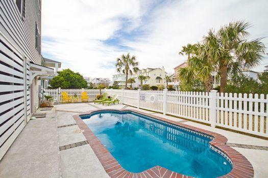 Private Pool - Captain Ty B - prices listed may not be accurate - Tybee Island - rentals
