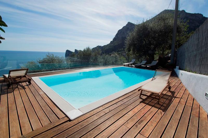Villa Nerano - Image 1 - Marina del Cantone - rentals