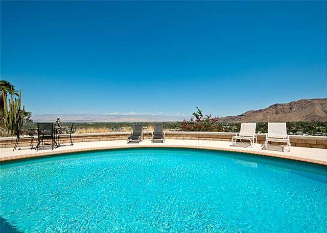 Pool and View - Endless Desert Views ~ - Palm Springs - rentals