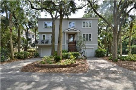 14 Heron Street - FREE POOL HEAT!* 3 Minute Stroll to Beach, Private Pool & Spa, Close to Coligny - Hilton Head - rentals
