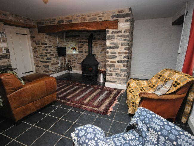 View of the pretty cottage - VALIN - Cribyn - rentals