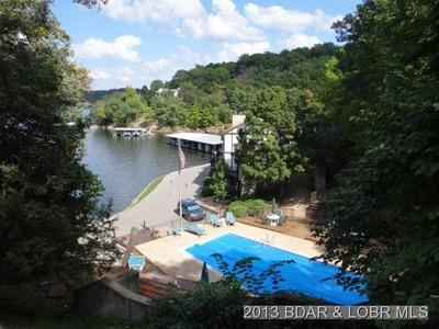 Beautiful view of the pool and lake - Osage Heritage - Linn Creek - rentals