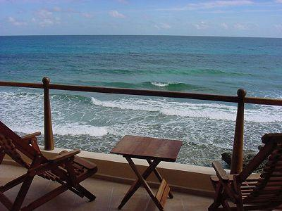 Upper Terrace - Seacliff-Oceanfront, Close to Town, Comfortable - Isla Mujeres - rentals
