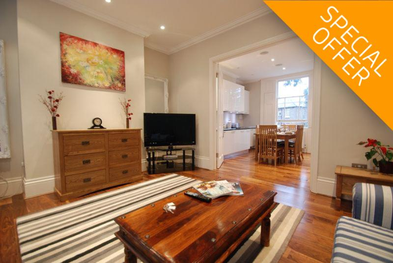 Albert Bridge Apartments - 3 Bedroom Townhouse (2) - Image 1 - London - rentals
