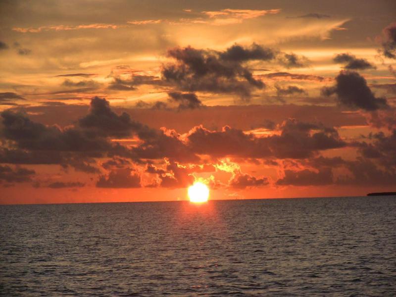 Sunsets views from property - Futura Yacht Club Condo with Marina & Boat Slip - Tavernier - rentals