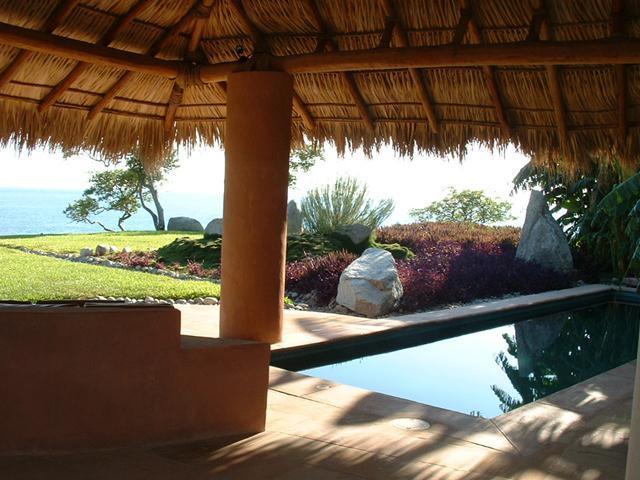 Ocean View from Living Room - Villa Paita - Clifftop 5-star Oceanfront Villa - Huatulco - rentals