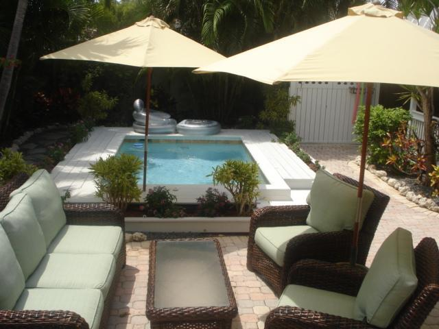 pool - Garden Home Paradise in Midtown Key West - Key West - rentals