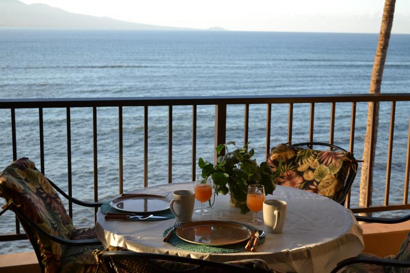 Only thing missing is you! - Spectacular Oceanfront Condo - Maalaea - rentals