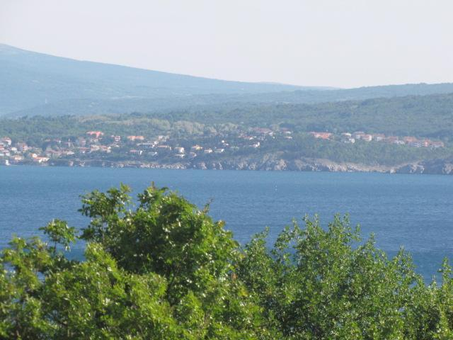 View from the living room - CONDO KLINKERT IN DRAMALJ, QUARNER REGION IN CROATIA - Dramalj - rentals