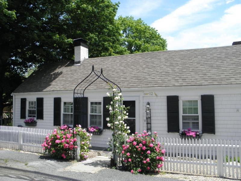 STREET VIEW - Two bedroom guest suite in Historic Sandwich - Sandwich - rentals