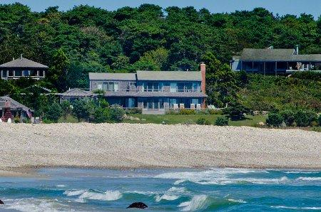 THE BEACH HOUSE AT STONEWALL: WATERFRONT LIVING ON STONEWALL BEACH - CHIL JJAF-95MH - Image 1 - Chilmark - rentals