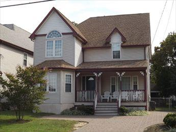 Beach House on Broadway 108585 - Image 1 - Cape May - rentals