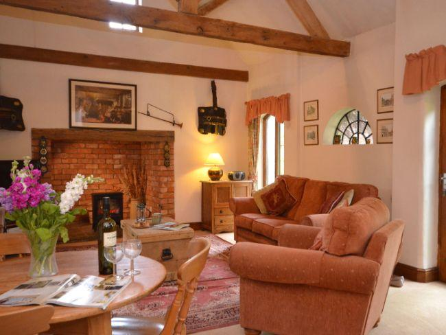 Cosy lounge area - ABSCO - Worcestershire - rentals