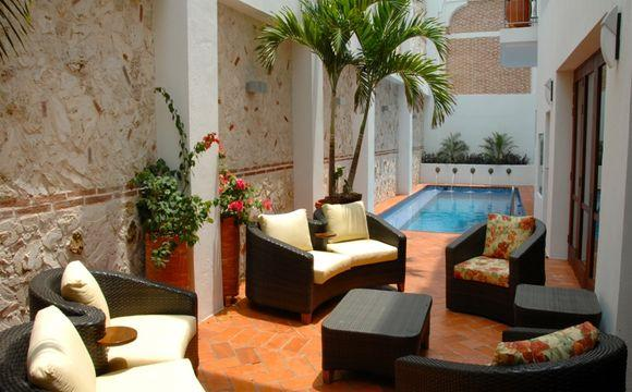 Incredible 6 Bedroom Hideaway in Old Town - Image 1 - Cartagena - rentals