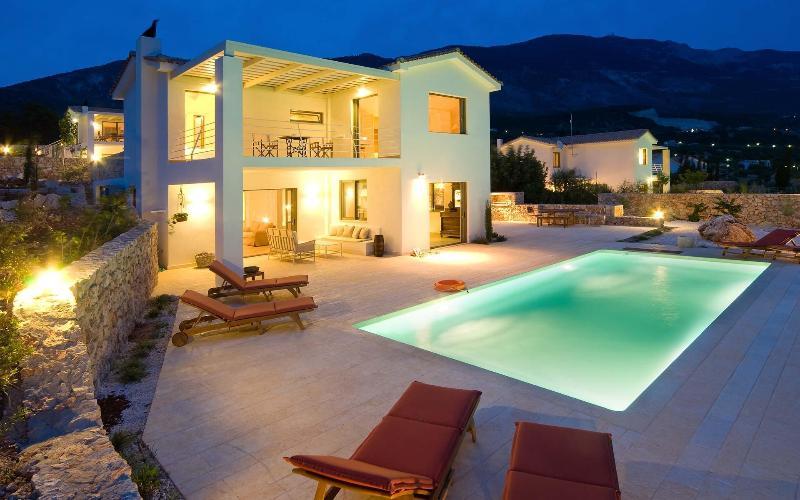3 Bedroom Grand Villa Nautilos - Image 1 - Cephalonia - rentals