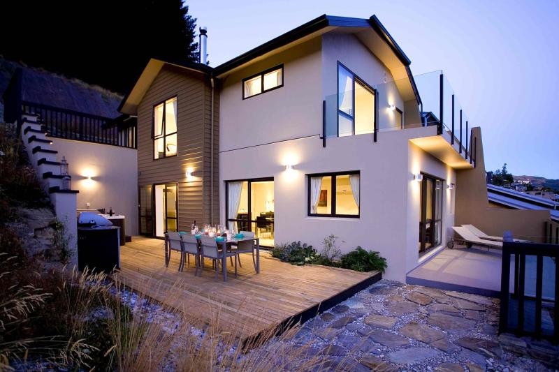Patio - Dart Haven - Queenstown - rentals